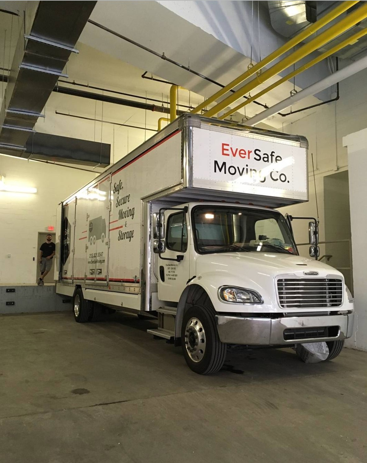 EverSafe Moving Truck
